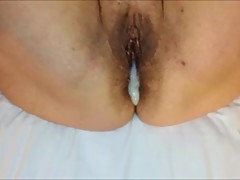 Fucked and Creampied Friends Horny Mom