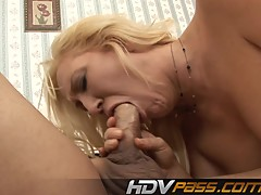 Big Ass Blonde Milf Alana Avans Suck Ride a Cock Cumshot